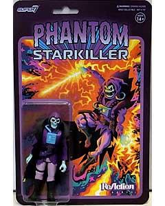 SUPER 7 REACTION FIGURES 3.75インチアクションフィギュア KILLER BOOTLEGS PHANTOM STARKILLER [PROTON PURPLE HAZE]