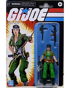 HASBRO G.I.JOE WALMART限定 3.75インチアクションフィギュア RETRO COLLECTION LADY JAYE