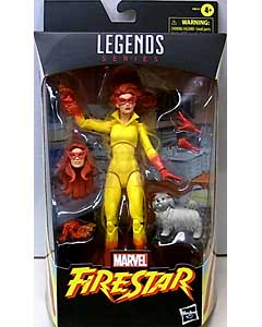 HASBRO MARVEL LEGENDS 2021 FIRESTAR AND MS. LION