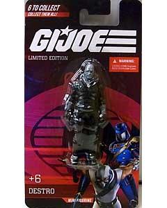 PREXIO G.I.JOE MINI FIGURINE DESTRO