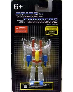 PREXIO TRANSFORMERS G1 MINI FIGURINE STARSCREAM