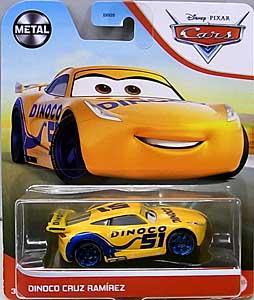 MATTEL CARS 2021 シングル DINOCO CRUZ RAMIREZ