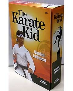 ICON HEROES THE KARATE KID 6インチアクションフィギュア DANIEL LARUSSO ワケアリ特価