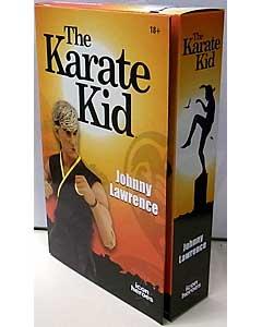 ICON HEROES THE KARATE KID 6インチアクションフィギュア JOHNNY LAWRENCE パッケージ傷み特価