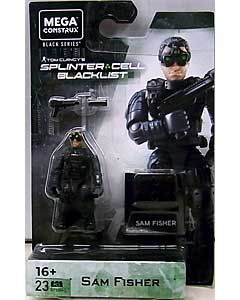 MEGA CONSTRUX MEGA CONSTRUX HEROES 2021 WAVE 3 SPLINTER CELL BLACKLIST SAM FISHER ブリスター傷み特価