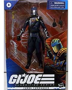 HASBRO G.I.JOE 6インチアクションフィギュア CLASSIFIED SERIES COBRA COMMANDER