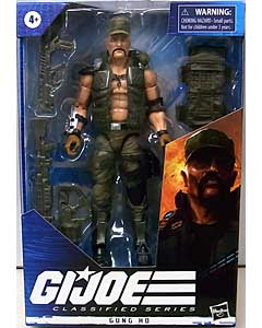 HASBRO G.I.JOE 6インチアクションフィギュア CLASSIFIED SERIES GUNG HO