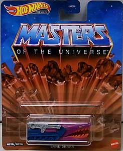 MATTEL HOT WHEELS 1/64スケール 2021 REPLICA ENTERTAINMENT MASTERS OF THE UNIVERSE LAND SHARK ブリスターワレ特価