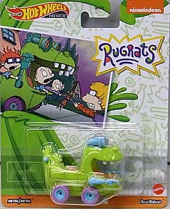 MATTEL HOT WHEELS 1/64スケール 2021 REPLICA ENTERTAINMENT RUGRATS REPTAR WAGON
