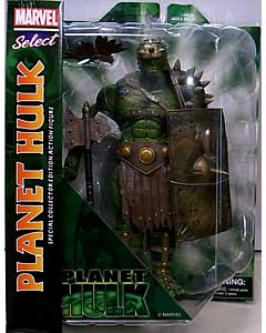 DIAMOND SELECT MARVEL SELECT PLANET HULK