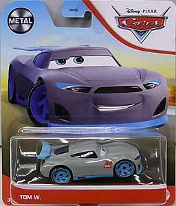 MATTEL CARS 2021 シングル TOM W.