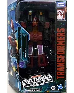 HASBRO TRANSFORMERS EARTHRISE TARGET限定 VOYAGER CLASS THRUST パッケージ傷み特価