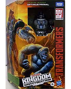 HASBRO TRANSFORMERS KINGDOM VOYAGER CLASS OPTIMUS PRIMAL