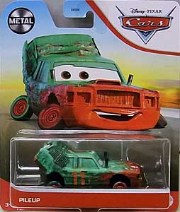 MATTEL CARS 2021 シングル PILEUP