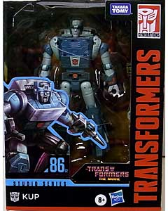 HASBRO TRANSFORMERS STUDIO SERIES DELUXE CLASS KUP #86-02