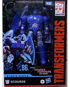 HASBRO TRANSFORMERS STUDIO SERIES VOYAGER CLASS SCOURGE #86-05