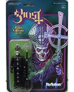 SUPER 7 REACTION FIGURES 3.75インチアクションフィギュア GHOST PAPA EMERITUS II