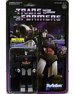 SUPER 7 REACTION FIGURES 3.75インチアクションフィギュア TRANSFORMERS MEGATRON MC-12