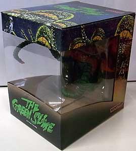 AMOK TIME MONSTARZ 3.75インチアクションフィギュア THE GREEN SLIME ALIEN
