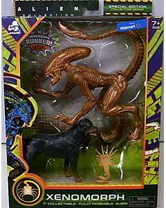 LANARD TOYS ALIEN COLLECTION 7インチアクションフィギュア XENOMORPH RUNNER