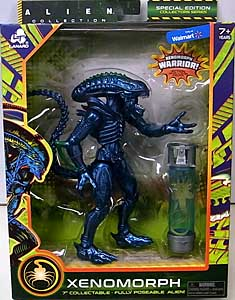 LANARD TOYS ALIEN COLLECTION 7インチアクションフィギュア XENOMORPH WARRIOR