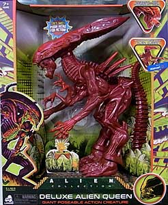 LANARD TOYS ALIEN COLLECTION GIANT POSEABLE ACTION CREATURE ALIEN QUEEN [RED]