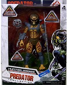 LANARD TOYS PREDATOR COLLECTION HUNTER SERIES 7インチアクションフィギュア CITY HUNTER PREDATOR