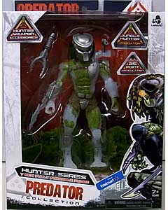 LANARD TOYS PREDATOR COLLECTION HUNTER SERIES 7インチアクションフィギュア JUNGLE HUNTER PREDATOR