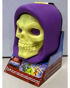 MEGA CONSTRUX MASTERS OF THE UNIVERSE SKELETOR SKULL [TRAP JAW LASER CANNON]