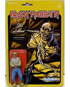 SUPER 7 REACTION FIGURES 3.75インチアクションフィギュア IRON MAIDEN EDDIE [PIECE OF MIND]