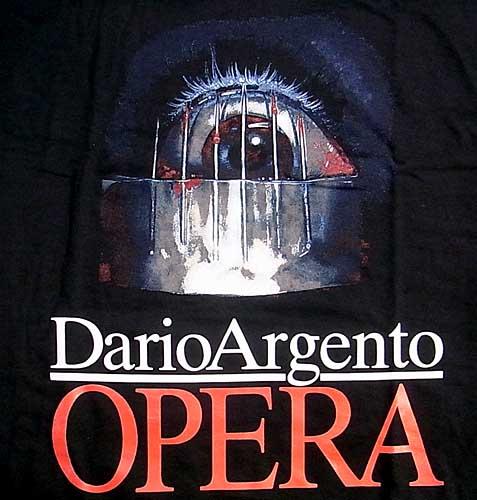 OPERA / TERROR AT THE OPERA /オペラ座  血の喝采