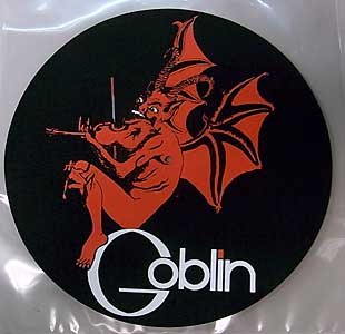 ATOM AGE INDUSTRIES GOBLIN ROLLER TURNTABLE SLIPMAT