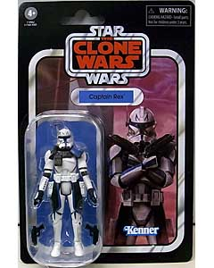 HASBRO STAR WARS 3.75インチアクションフィギュア THE VINTAGE COLLECTION 2021 CAPTAIN REX [THE CLONE WARS] VC182