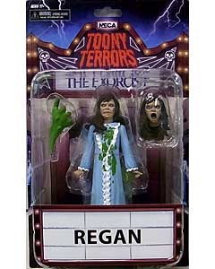 NECA TOONY TERRORS シリーズ4 THE EXORCIST REGAN