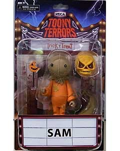 NECA TOONY TERRORS シリーズ4 TRICK 'R TREAT SAM