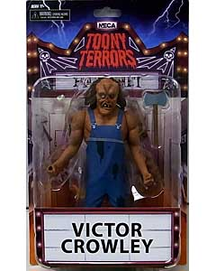 NECA TOONY TERRORS シリーズ4 HATCHET VICTOR CROWLEY