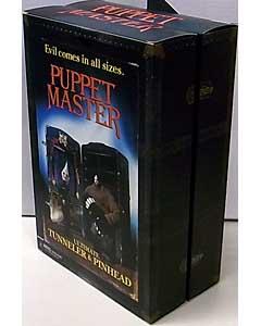 NECA PUPPET MASTER ULTIMATE TUNNELER & PINHEAD 2PACK
