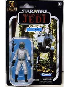 HASBRO STAR WARS WALMART限定 3.75インチアクションフィギュア THE VINTAGE COLLECTION 2021 AT-ST DRIVER [RETURN OF THE JEDI] VC192 台紙傷み特価