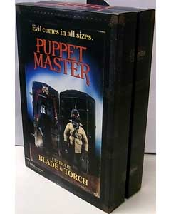 NECA PUPPET MASTER ULTIMATE BLADE & TORCH 2PACK