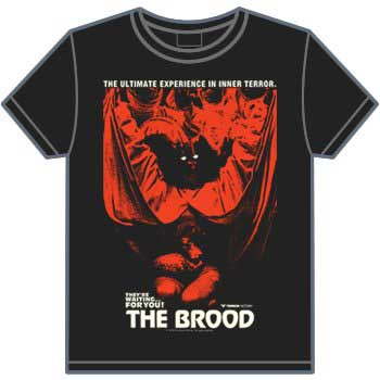 ザ・ブルード Tシャツ