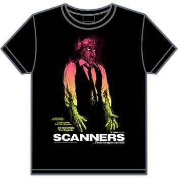 スキャナーズ Tシャツ