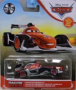 MATTEL CARS 2021 シングル FRANCESCO BERNOULLI [RACING RED] 台紙傷み特価