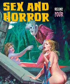 SEX AND HORROR VOLUME FOUR