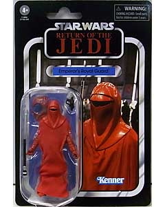 HASBRO STAR WARS 3.75インチアクションフィギュア THE VINTAGE COLLECTION 2021 EMPEROR'S ROYAL GUARD [RETURN OF THE JEDI] VC105