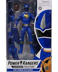 HASBRO POWER RANGERS LIGHTNING COLLECTION 6インチアクションフィギュア DINO THUNDER BLUE RANGER
