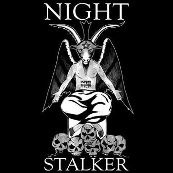 NIGHT STALKER Tシャツ