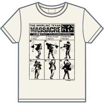 TEXAS STEPS Tシャツ