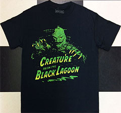 CREATURE FROM THE BLACK LAGOON / 半魚人 / 大アマゾンの半魚人
