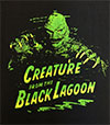 CREATURE FROM THE BLACK LAGOON / 半魚人 / 大アマゾンの半魚人