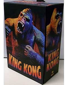 NECA KING KONG 7インチスケールアクションフィギュア KING KONG [ILLUSTRATED VERSION]